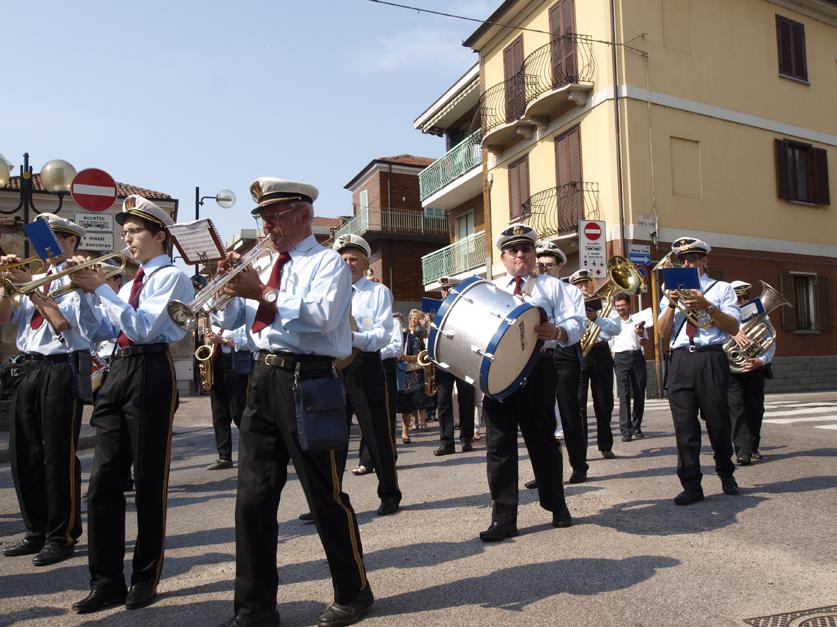 O Bisonte Banda Santena, dalla Giunta ...