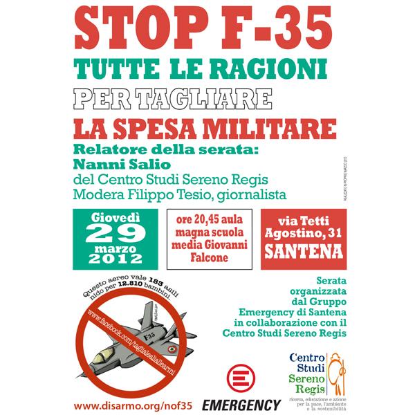 stop f 35