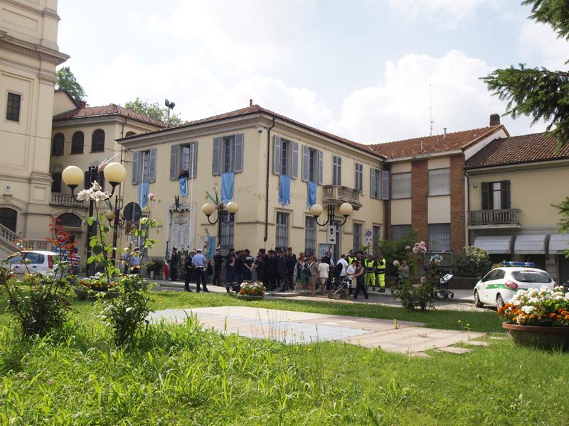 Santena palazzo municipale