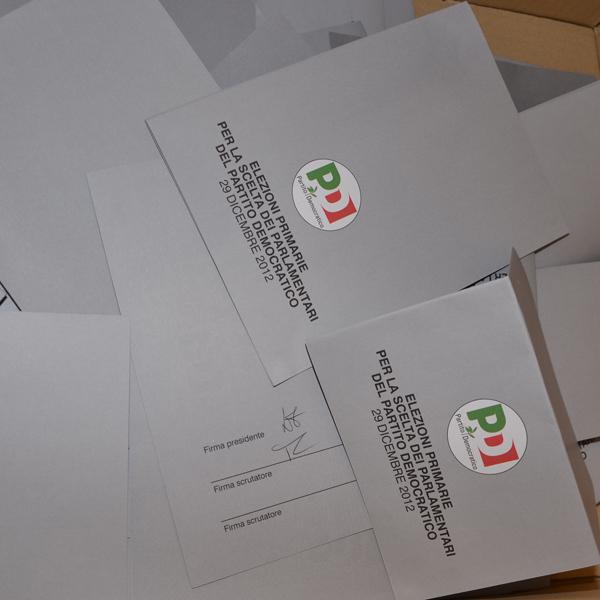 Santena pd i risultati delle primarie parlamentari for Donne parlamentari pd