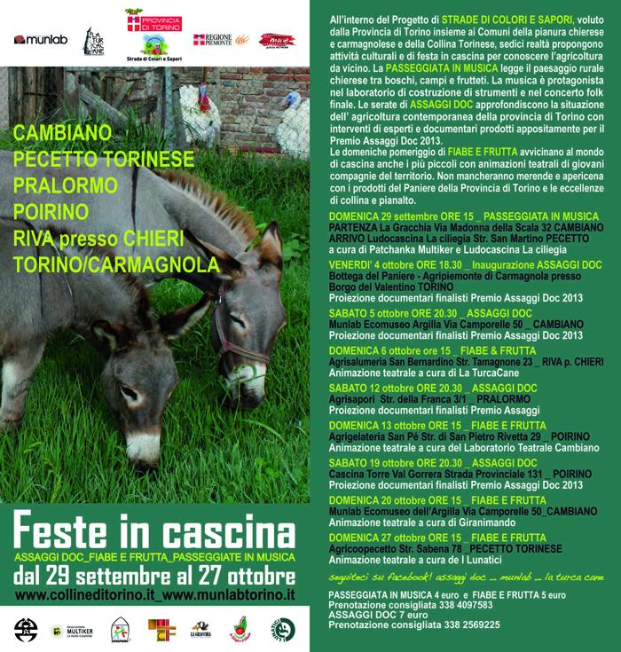 CARTOLINA PER SITO FESTE IN CASCINA