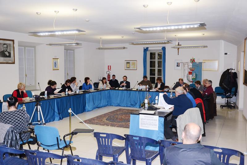 Santena convenzione per l ufficio di segreteria comunale for Piscina comunale asti