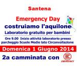 Santena_emergencyDay2014_cover