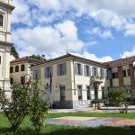 Santena_municipio e piazza