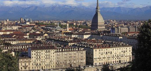 Italy, Piedmont, Turin, Mole Antonelliana, general view, skyline,