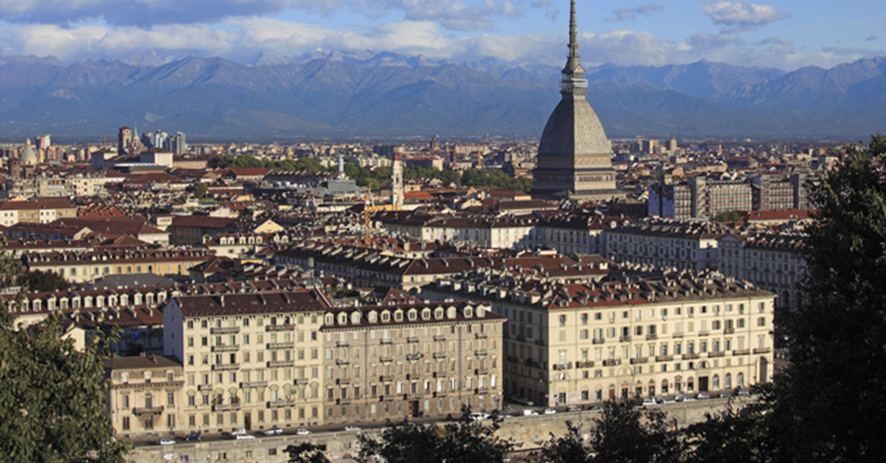 Italy, Piedmont, Turin, Mole Antonelliana, general view, skyline,