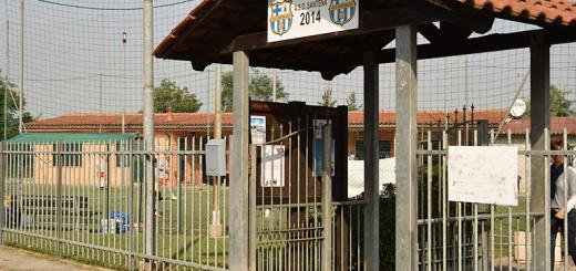 Santena Centro sportivo Trinità Renzo cavagnero