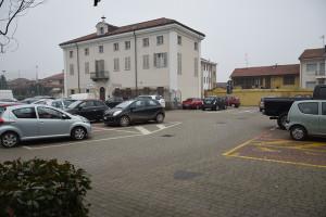 Santena piazza Forchino