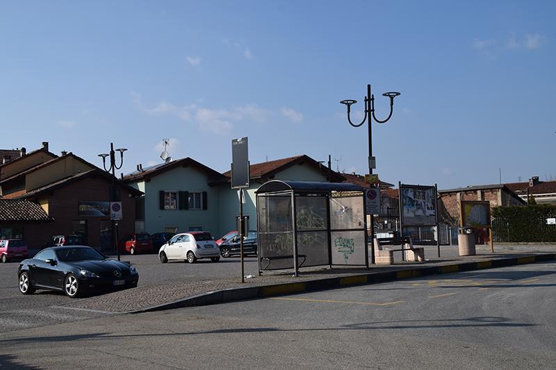 Piazza santi Cosma e Damiano