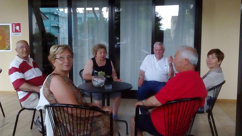 Santena, anziani in soggiorno marino a Gatteo Mare ...
