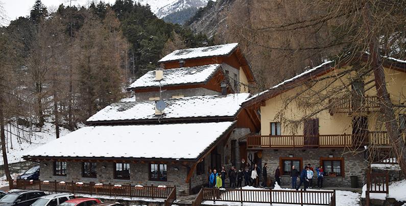 Santena in 24 per i lavori di pulizia della casa alpina - Pulizia casa dopo lavori ...