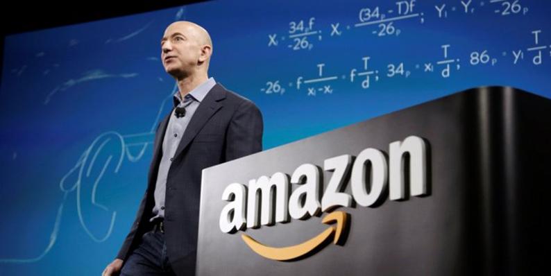 Amazon Bezos