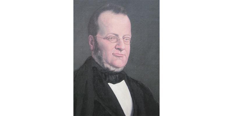 Camillo Cavour, il Tessitore