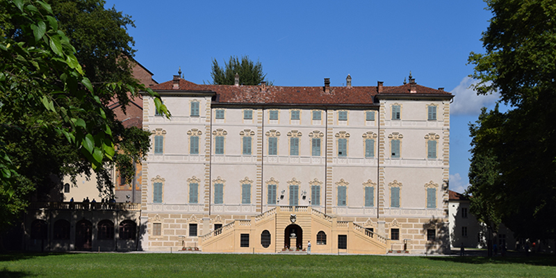 Santena, castello Cavour