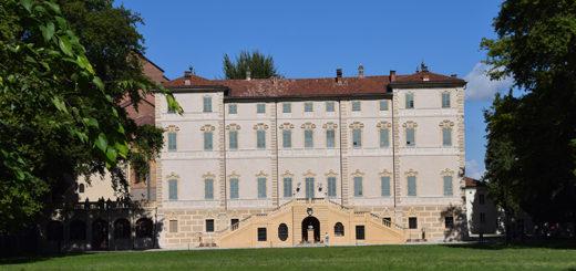Santena, castello Cavour, agosto 2016