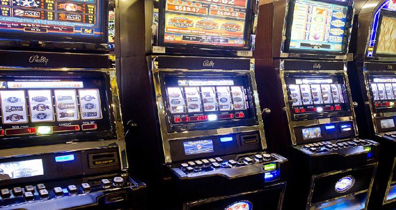 Slot machine mangiasoldi