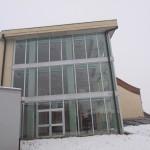 santena centro polifunzionale palazzetto