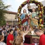 santi medici cosma e damiano 2011