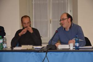 Alessandro Caparelli e Daniele Franco