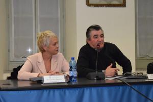 Patrizia Borgarello e Giovanni Giacone