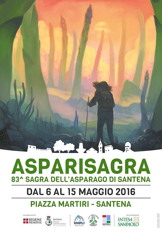 Santena_Asparisagra2016