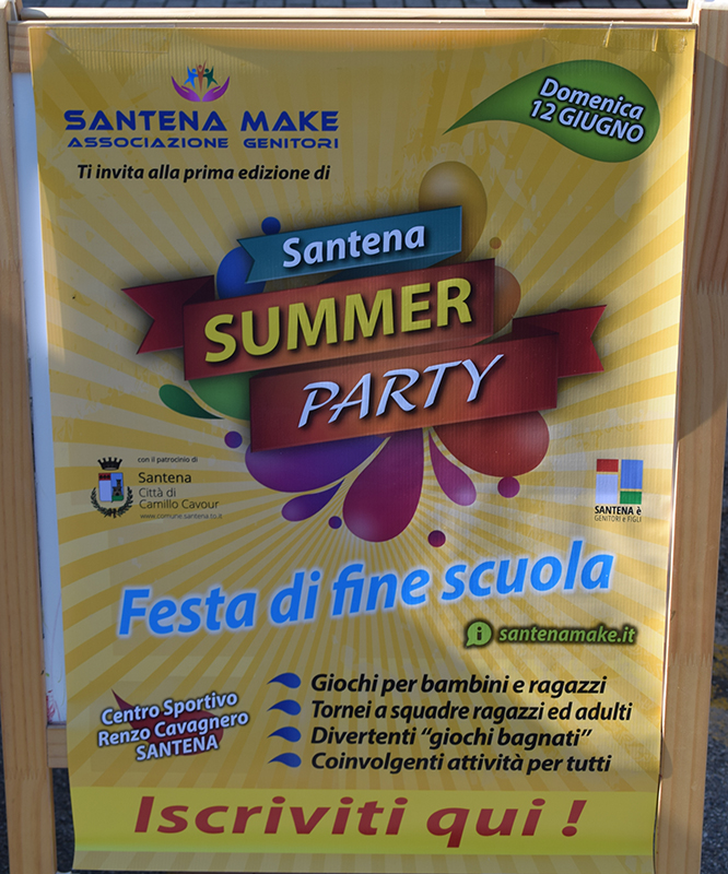 SantenaSummerParty