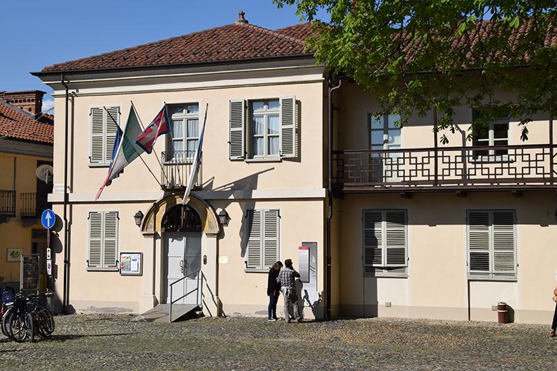 Palazzo Visconti Venosta, futura sede della biblioteca?