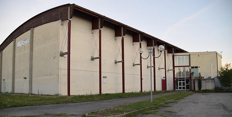 Il Centro Giovani annesso al palazzetto